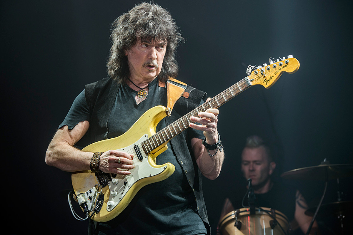 Ritchie Blackmore's Rainbow Releases 'The Storm'