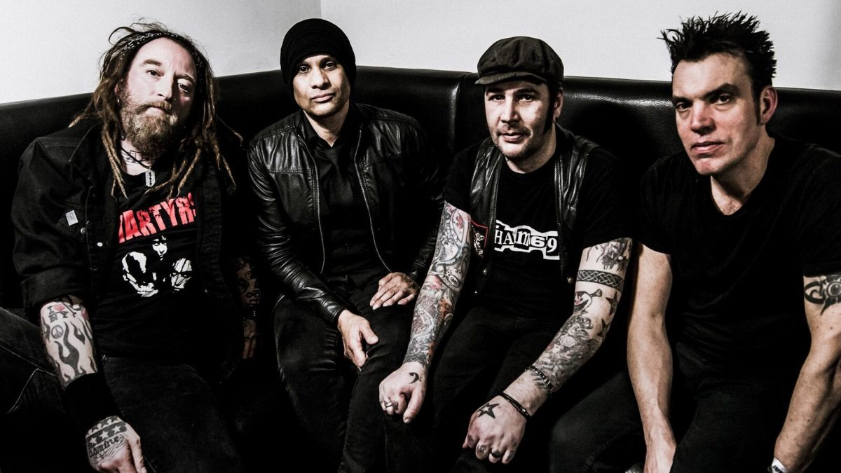 The Wildhearts October Tour